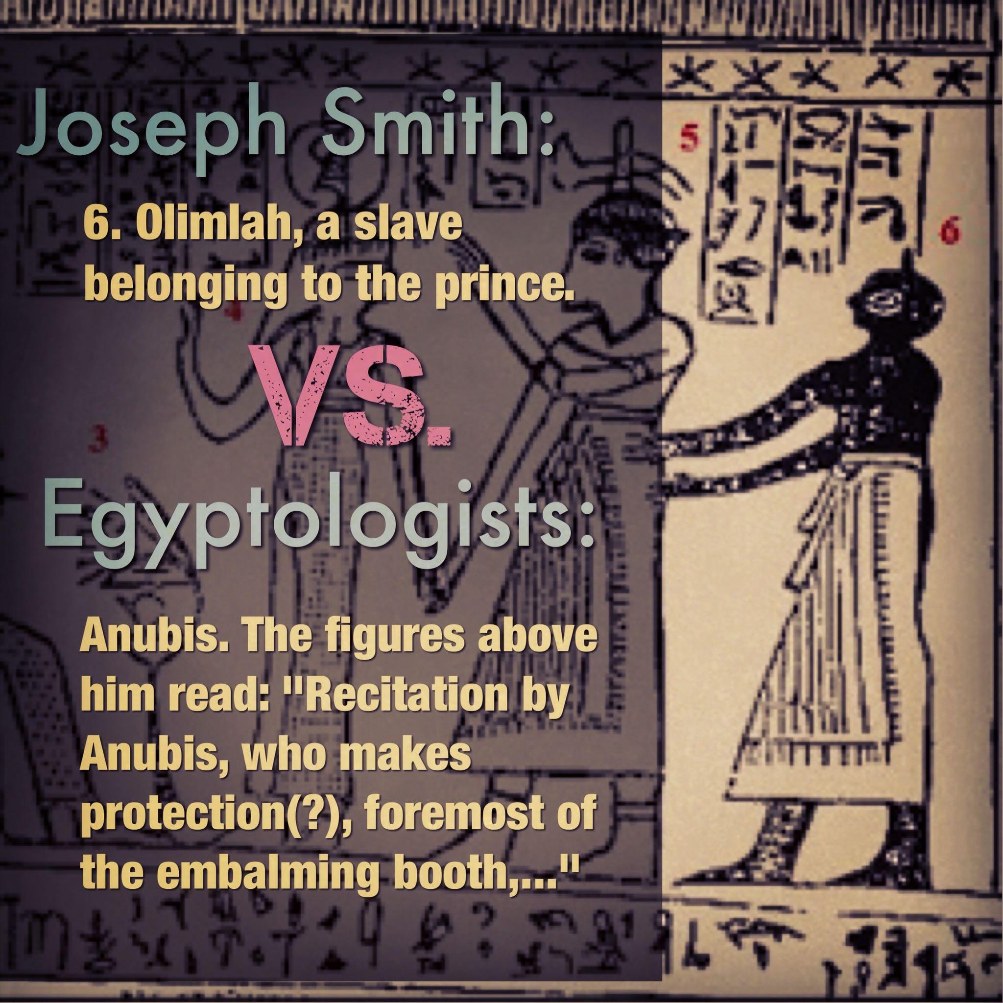 Olimlah or Anubis?