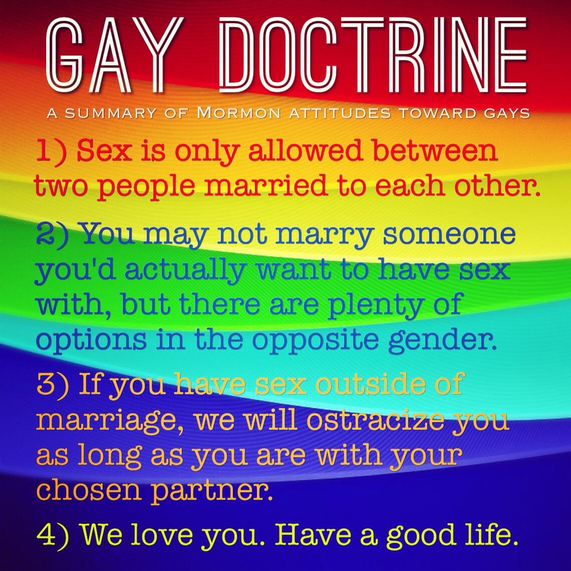 gay doctine