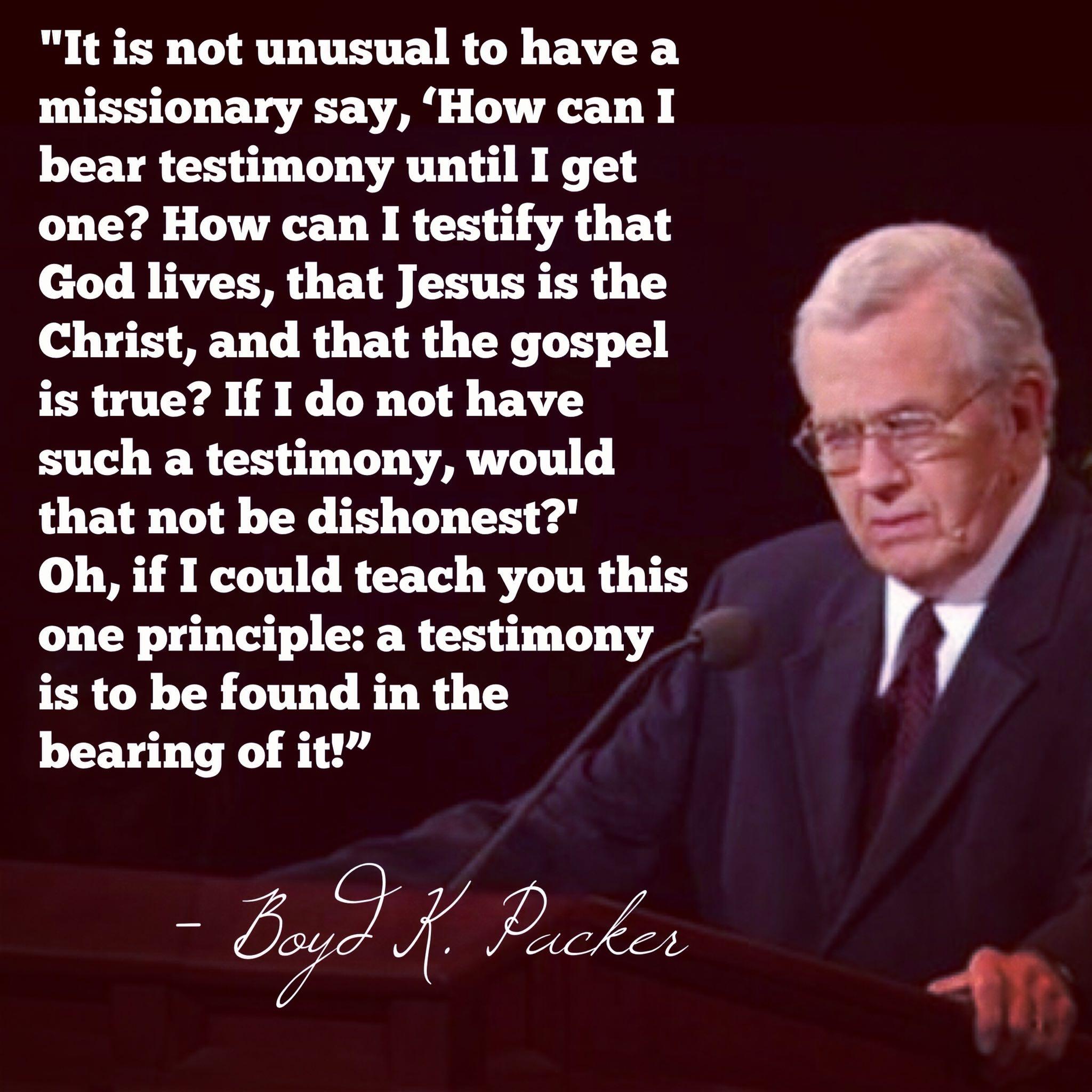 Dishonest Testimony
