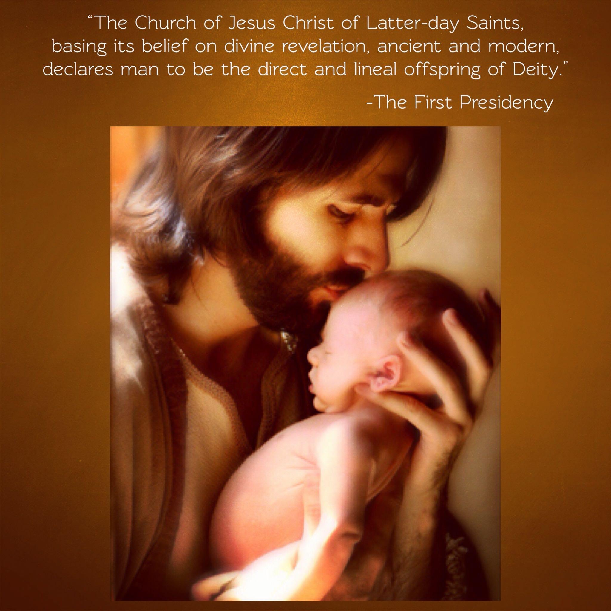 Baby of Jesus