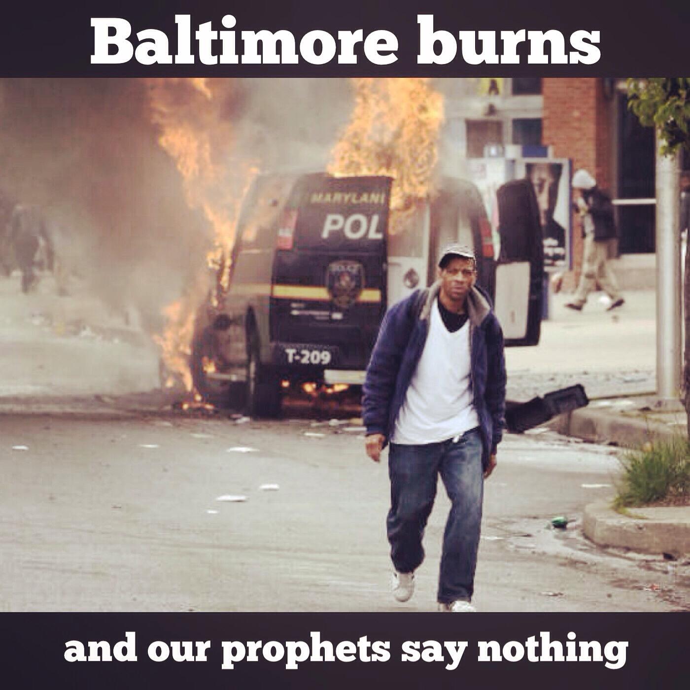 Silent prophets