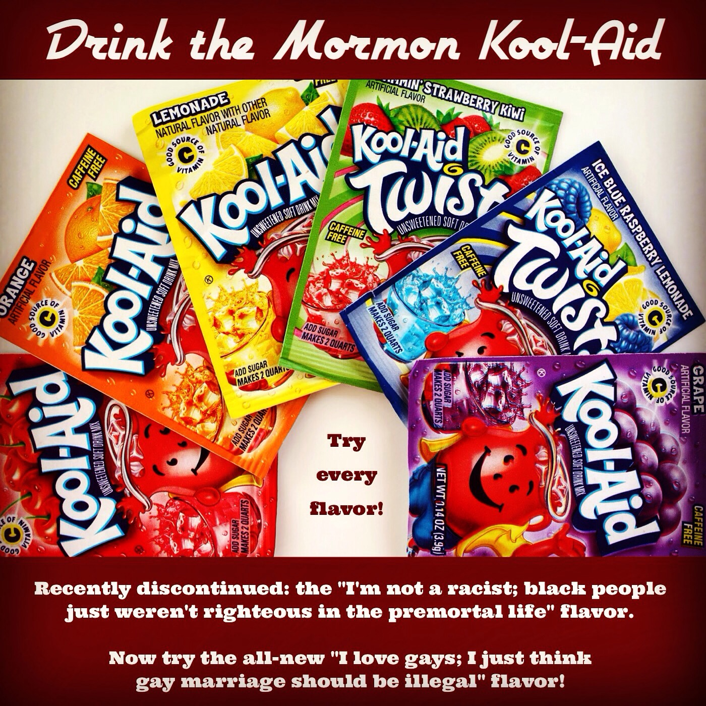 Mormon Kool-Aid