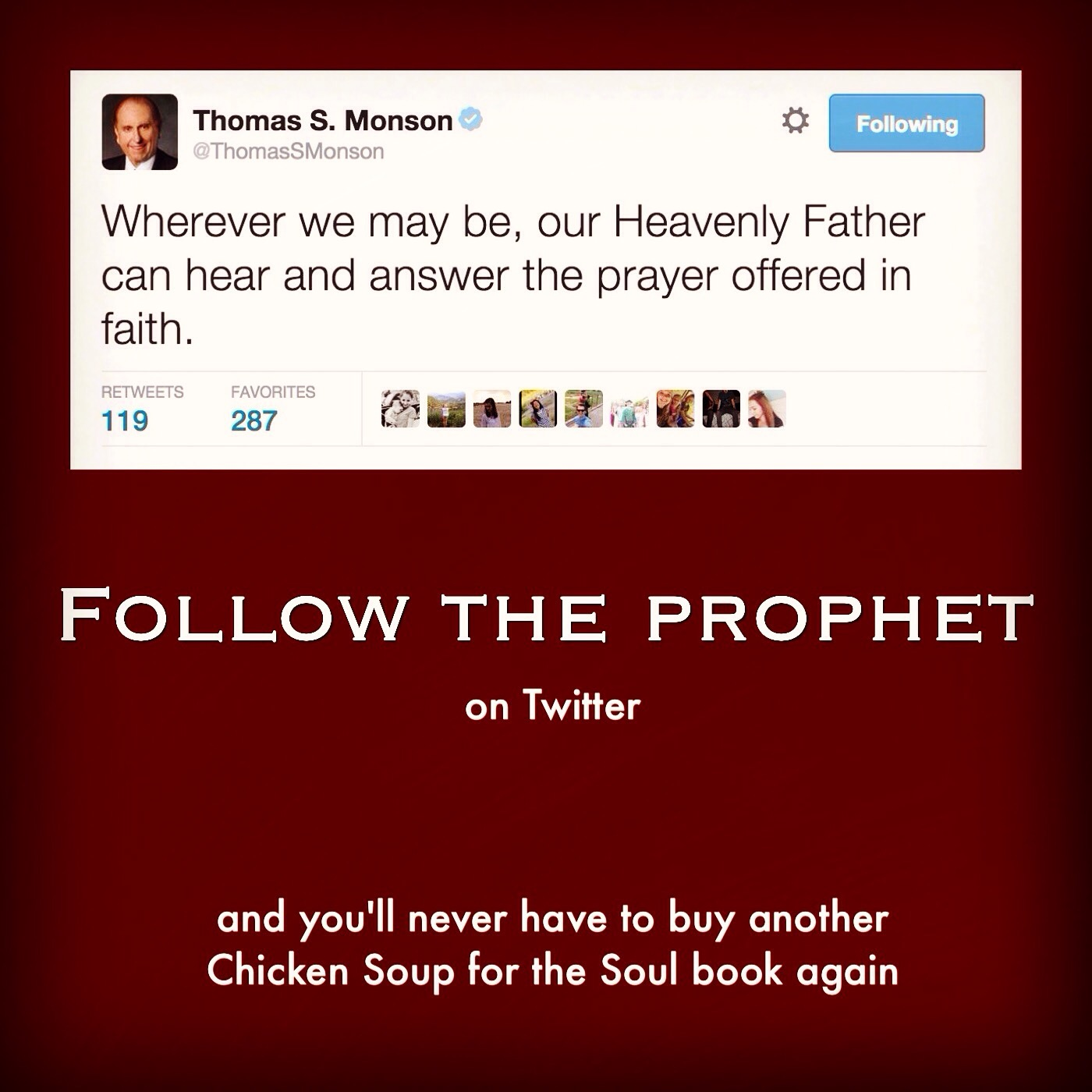 Chicken Soup Prophets