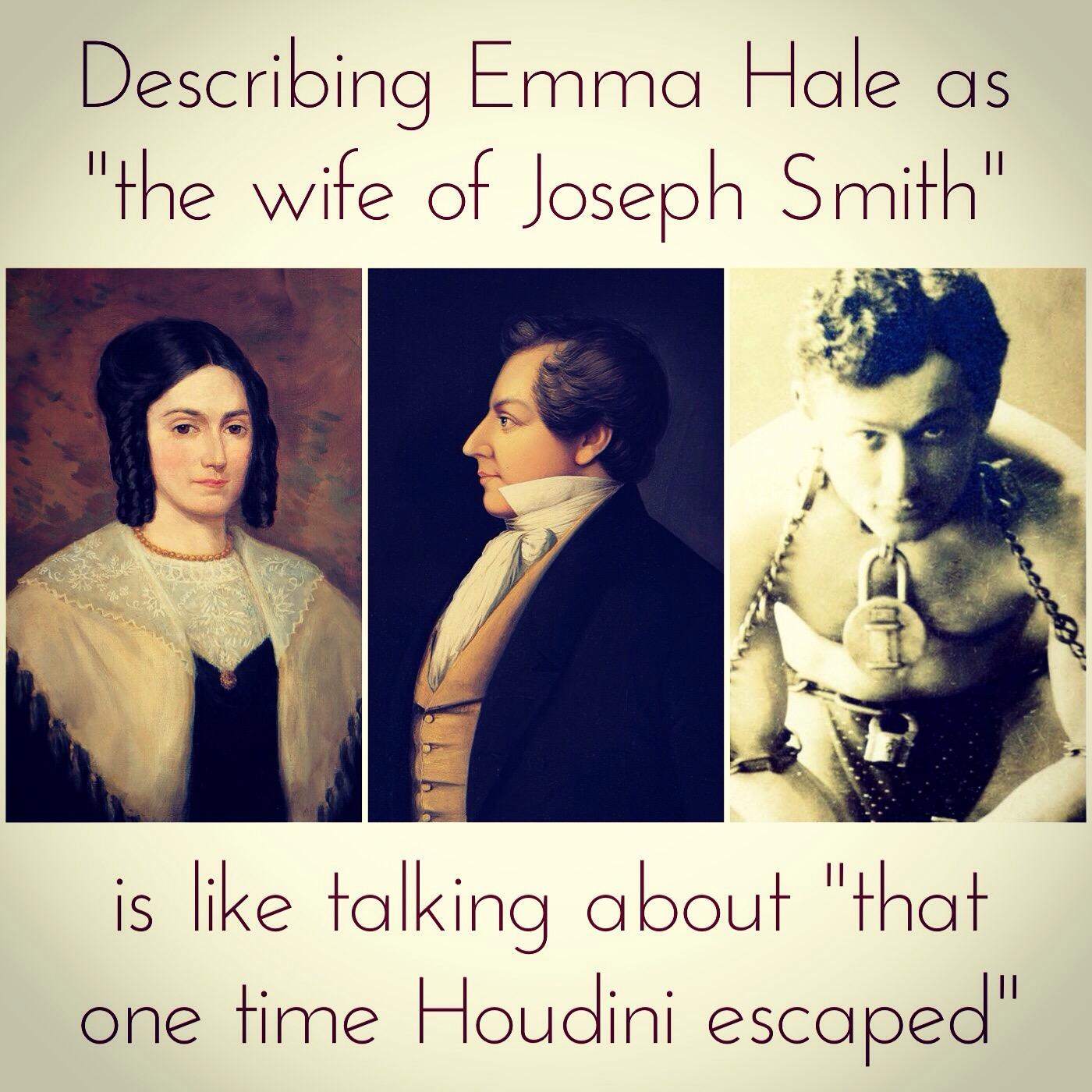 Joseph's wife