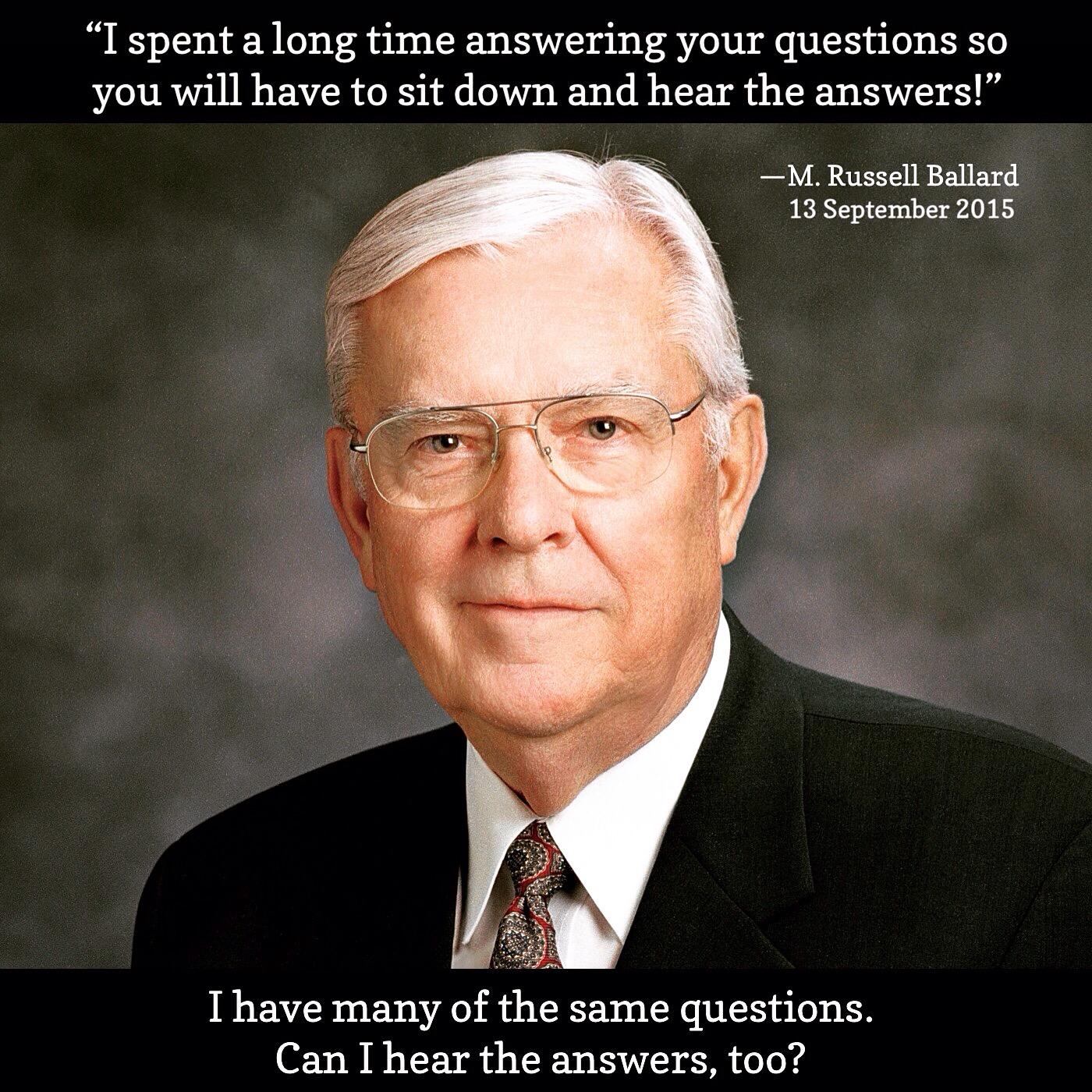 Hidden answers