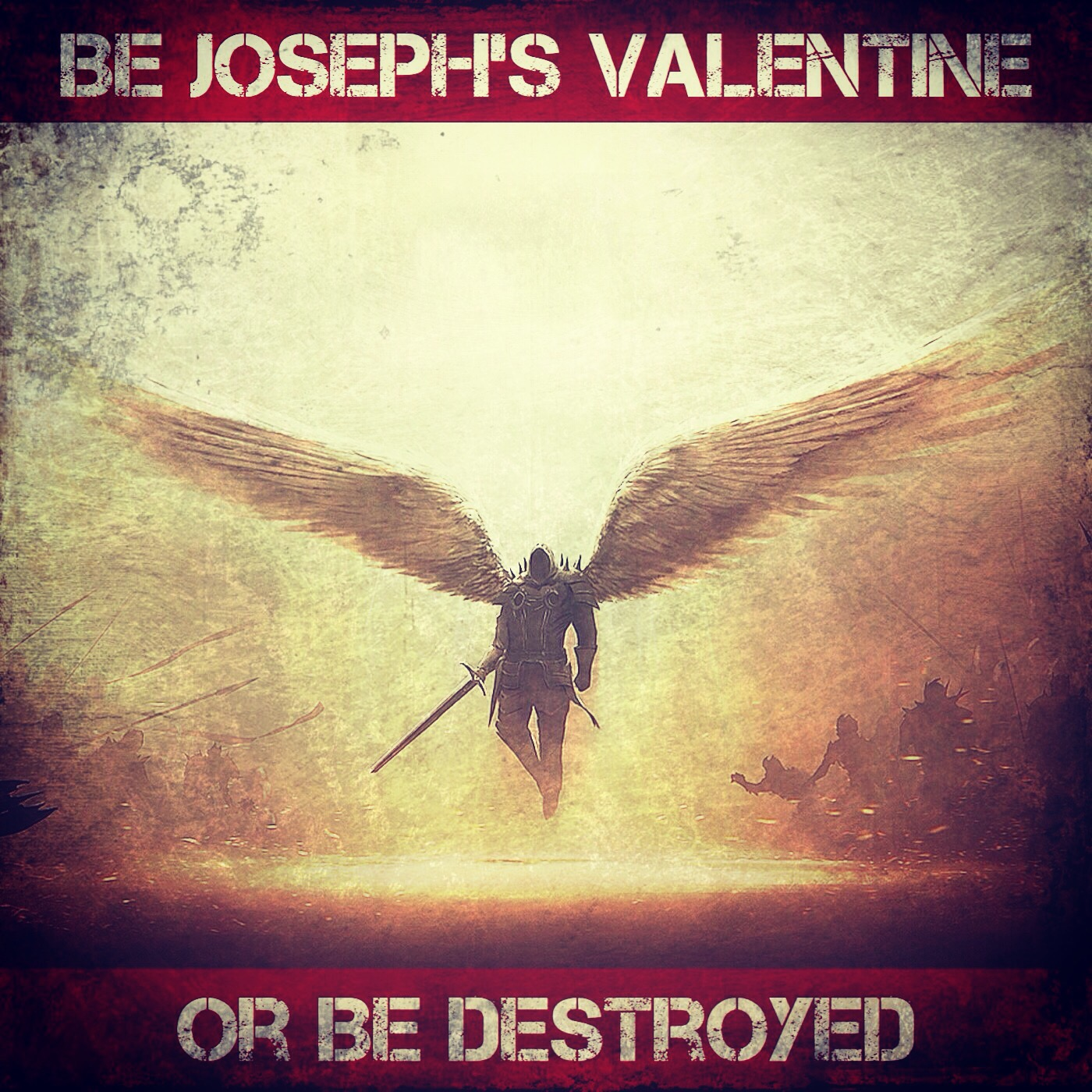 Be Joseph's valentine