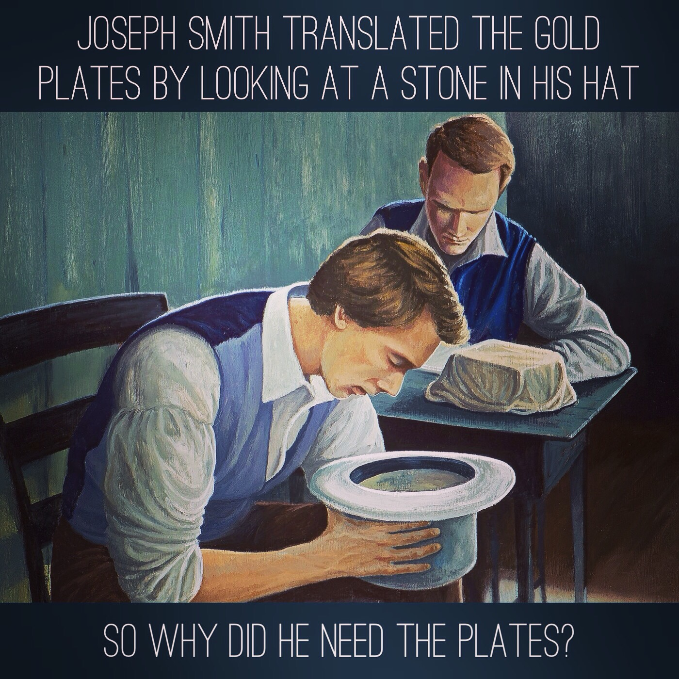 What are the plates for?