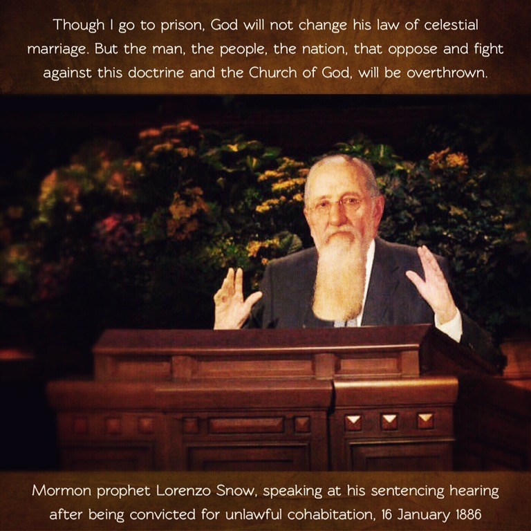 Do you have greater trust in a lawyer or a prophet?
