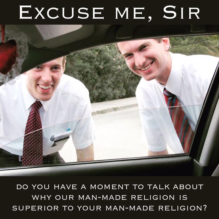 Best man-made religion ever